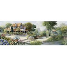 Art Puzzle 1000 Parça Panaroma English Cottage