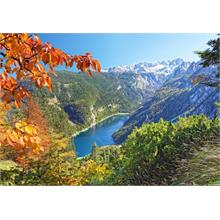 Castorland Puzzle Navy Blue Lake in the Alps 2000 Parça