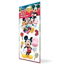 Twin Seven Mickey Mouse Duvar Sticker