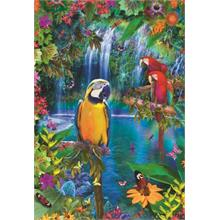 Educa 500 Parça Puzzle Bird Tropical Land