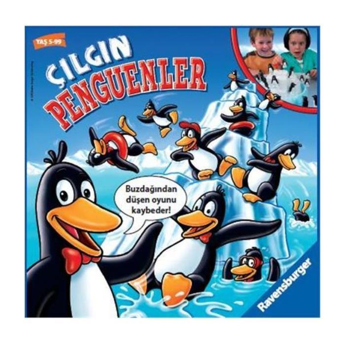 Spiel Pitsch Patsch Pinguin