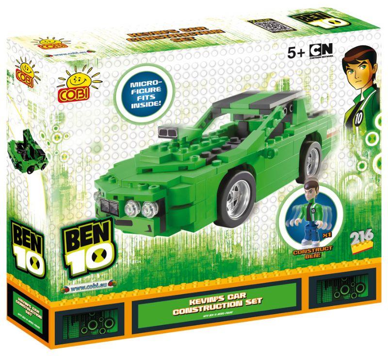 Ben 10 Kevin Car Images: Cobi Kevıns Araba Car 216 Parça Ben 10 Oyun Seti