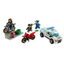 Lego City H Speed Police Chase