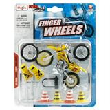 Maisto Off-Road Oyuncak Motorsiklet Fresh Metal Finger Wheels