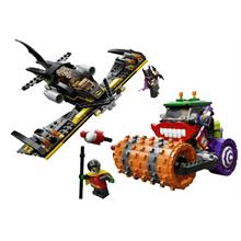 Lego Batman Joker Steam Roller Super Heroes