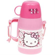 Hello Kitty Lisanslı Okul Termosu Matara Model 2