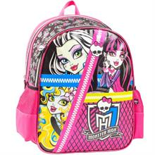 Lisanslı Monster High Kolej Çantası Model 4