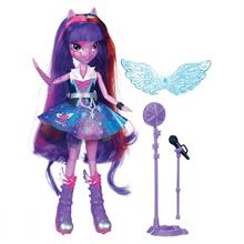 Hasbro Equestria Girls Süper Star Pony Twilight Sparkle