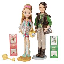Mattel Ever After High Ashlynn Ella ve Hunter Huntsman Aşkı