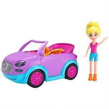Polly Pocket Polly nin Arabası Oyun Seti