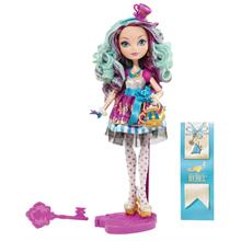 Mattel Asiler Madeline Hatter Oyuncak Bebek Ever After High