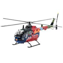 Revell 04906 BO 105 35th Anniver Askeri Helikopter