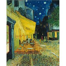 Clementoni 1000 Parça Cafe Terrace at Night - Van Gogh