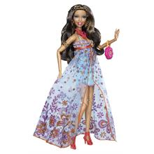 Barbie Fashionistas Gown Artsy