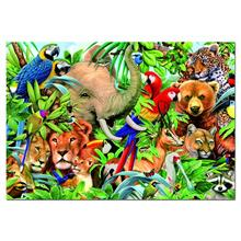 Educa 500 Parça Animal World Puzzle