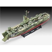 Revell 05123 U.S.Navy Landing Ship Medium (early) Maket