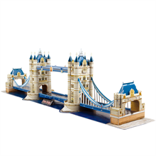 Cubic Fun 3D Puzzle Tower Bridge 120 Parça