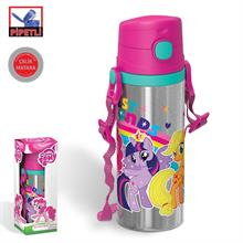My Little Pony Pipetli Çelik Matara (600 ml)