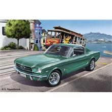 Revell 07065 1965 Ford Mustang Model Kit Maket Araba (1:24)
