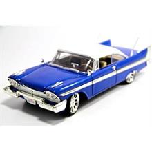 Motormax 1:18 1958 Plymouth (Lacivert)