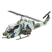 Revell Bell Super Cobra Helikopter Model (1:48 Ölçekli)