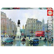 Educa 16779 3000 Parça London Charing Cross Puzzle