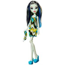 Monster High Piknik Gezisi Frankie Stein