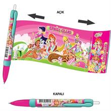 Winx Club Çarpım Tablolu Versatil Kalem (0,5 Uçlu)