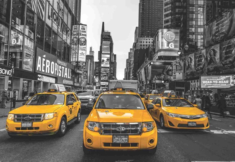 Anatolian 2000 par 231 a new york taxi puzzle