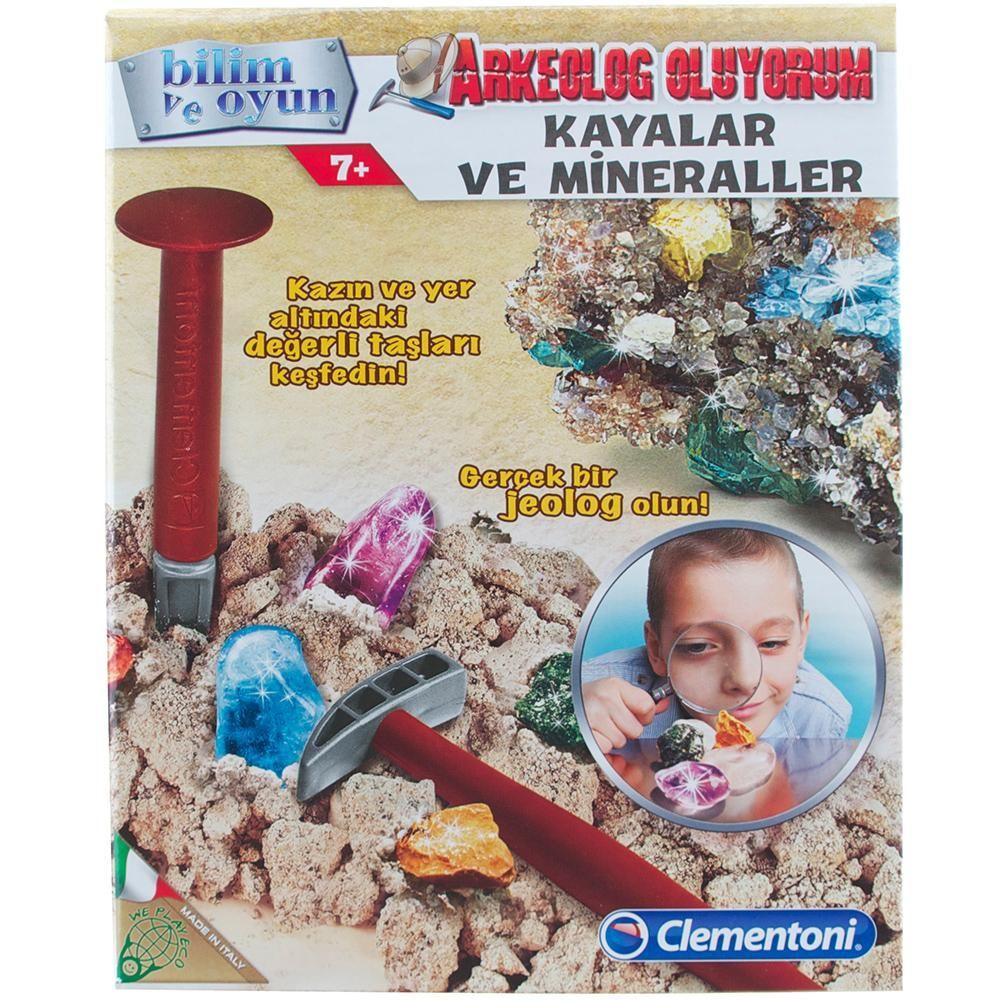Kayalar ve mineraller