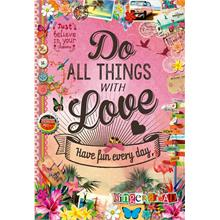 Educa 500 Parça Puzzle - Do All The Things With Love, Gingerbread