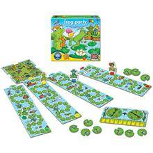 Orchard Toys - Kurbağa Partisi (Frog Party)