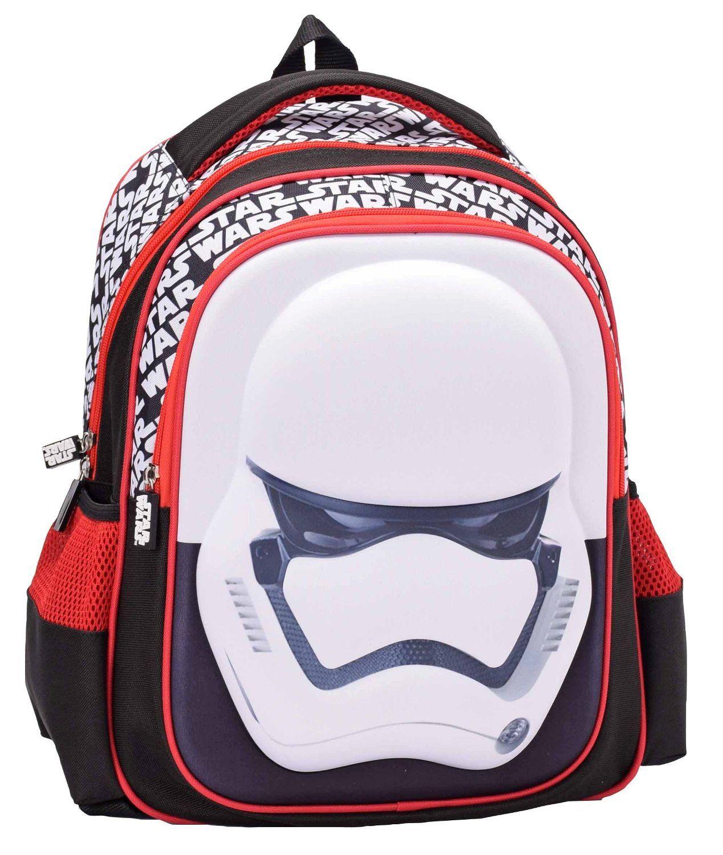 1366971c7f911 Star Wars 3D Okul Çantası (Hakan Çanta 87830)