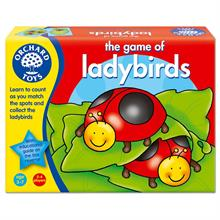 Ordhard Toys - The Game Of Ladybirda (3-7 Yaş)