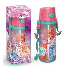 Winx Club 61848 Pipetli Çelik Matara (600 ml)