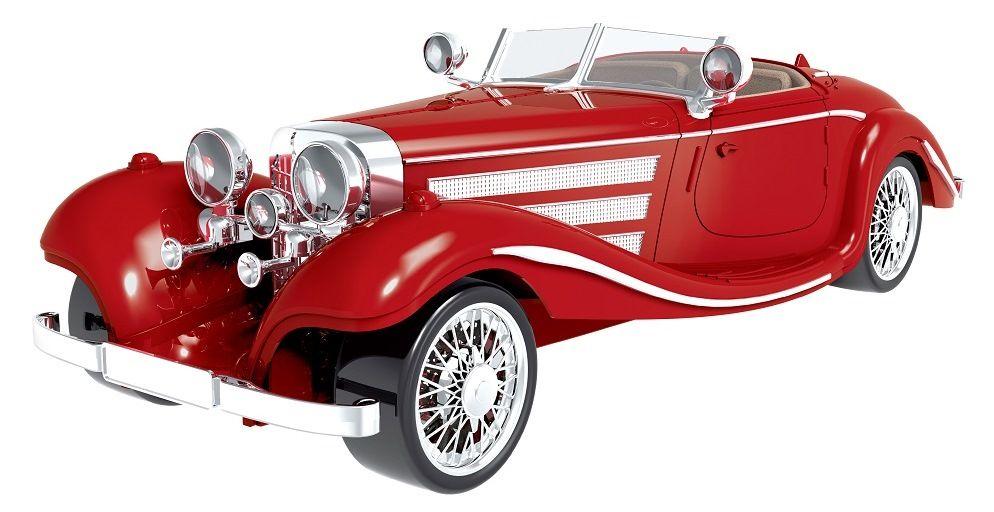 Vardem 112 ölçekli Uzaktan Kumandalı Kırmızı üstü Açık Araba