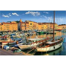 Trefl 1500 Parça Old Port in Saint Tropez Puzzle