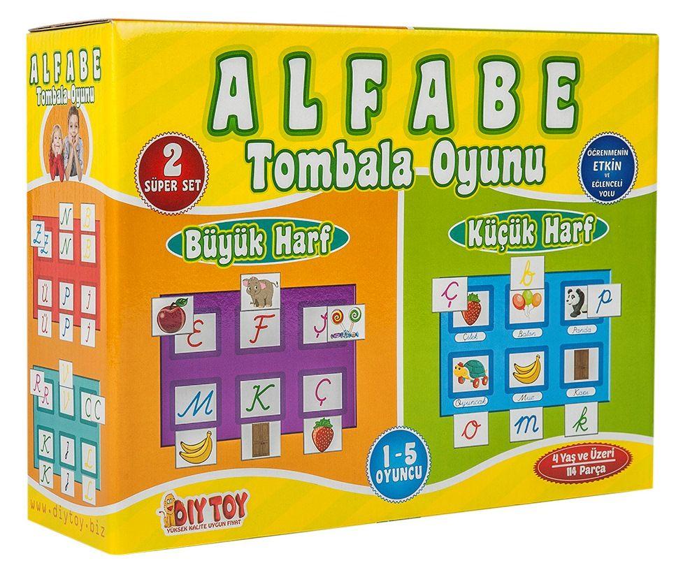 Çocuklar için alfabe. Çocuklar için gelişimsel alfabe 59