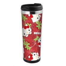 Trendix Hello Kitty 350 ml Çilek Desenli Termos Mug