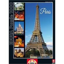 Educa 1000 Parçalı Postcard From Paris Puzzle
