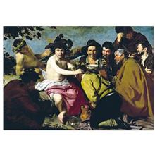 Educa The Drunkards 1500 Parça Puzzle - Diego Velázquez