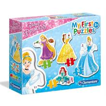 Clementoni Princess My First Puzzles - Baby Puzzle Seti