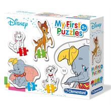 Clementoni 20806 Disney My First Baby Puzzle 2+