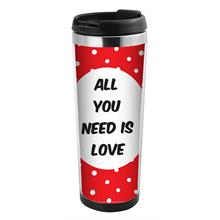 Trendix 350 ml Love Termos Mug - TRX-MG-LO
