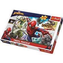 Spiderman Born To Be A Superhero 200 Parça Puzzle