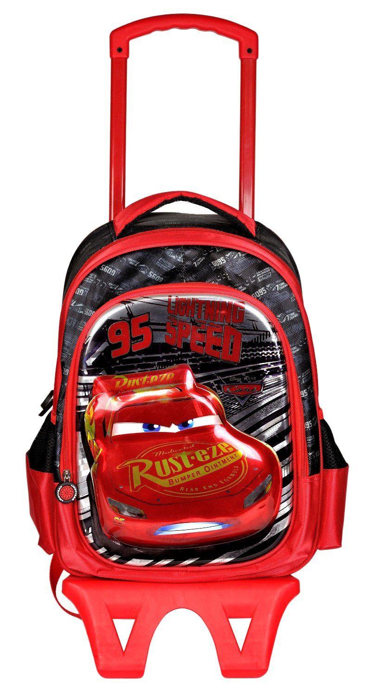 007b7d9aa46c5 Disney Cars 3D Çekçek Erkek Çocuk Okul Çantası - 95390