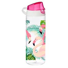 Herevin 750 ml Desenli Matara - Flamingo