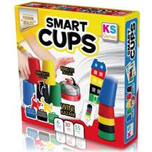 Ks Games Smart Cups Akıl Zeka Mantık ve Strateji Oyunu