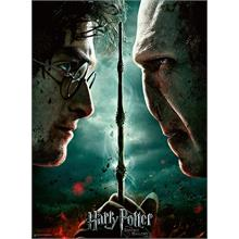 Ravensburger 200 Parçalı Harry Potter ve Lord Voldemıort XXL Puzzle