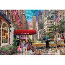 Ks Games 1500 New York Beşinci Cadde Puzzle